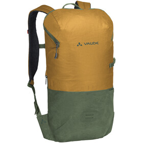 VAUDE CityGo 14 Plecak, żółty/oliwkowy